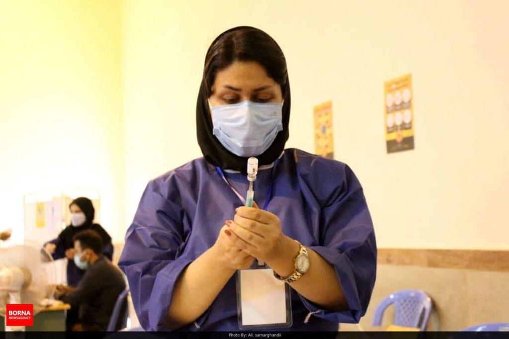 واکسیناسیون هر دو نوبت برای بیش از ۲۵درصد شهروندان گیلانی - داپا